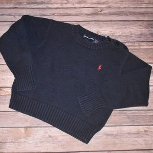 Toddler boys' Ralph Lauren sweater